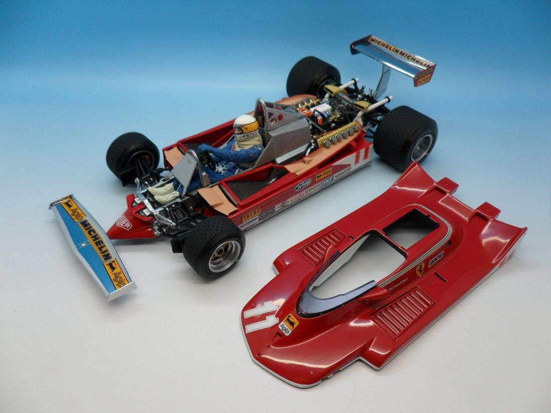 Exoto Ferrari 1979 312T4 Jody Sheckter 1/18