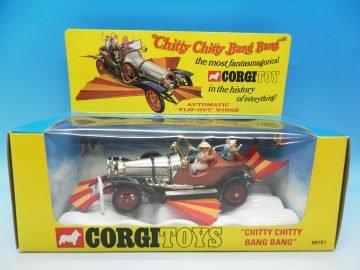 Corgi Chitty Chitty Bang Bang 98751