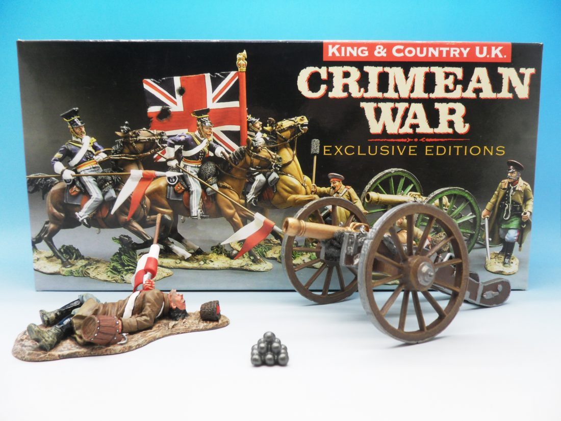 King & Country Crimean War 1/30
