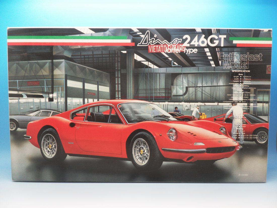 Fujimi Ferrari Dino 246GT kit 08016