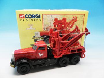 Corgi Classics BRS Diamond T Wrecker 55604 1/50