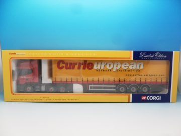 CORGI CLASSICS SCANIA TOPLINE CURRIE EUROPEAN TRANSPORT CC12903 1_50