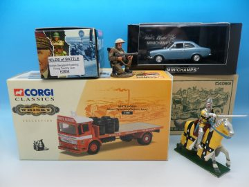 CORGI MINICHAMPS TRADITION AND KING & COUNTRY