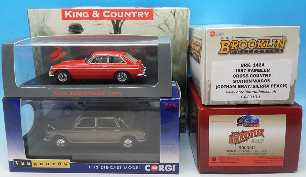 Miniature Autoworld eBay Store