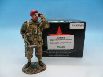 KING & COUNTRY ARNHEM OPERATION MARKET GARDEN LTNT JACK GRAYBURN VC MG33(P) 130