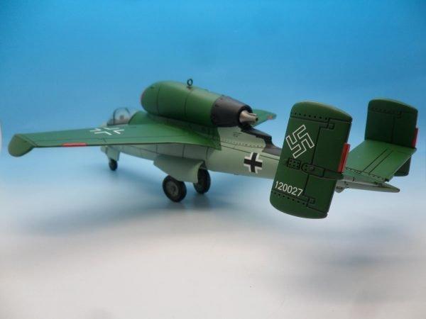 King & Country, German Luftwaffe, The Heinkel HE 162 Salamander