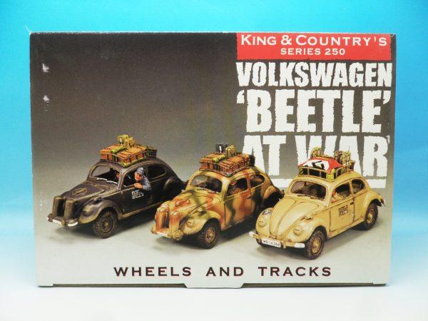 King & Country Luftwaffe Volkswagen Beetle LW043 130 (1)