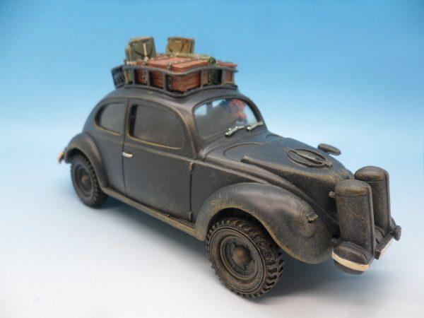 King & Country Luftwaffe Volkswagen Beetle LW043 130 (4)