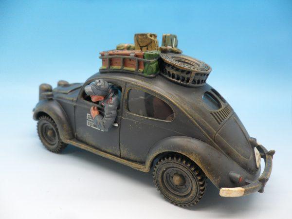 King & Country Luftwaffe Volkswagen Beetle LW043 130 (7)