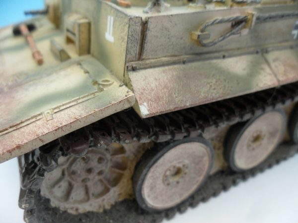 King & Country Panzerkampwagen VI Tiger 1 WSS151 130 (3)