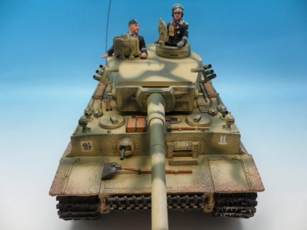 King & Country Panzerkampwagen VI Tiger 1 WSS151 130 (5)