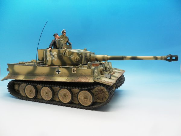 King & Country Panzerkampwagen VI Tiger 1 WSS151 130 (6)