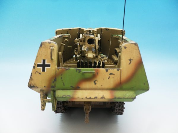 King & Country WW1 German Forces The Marder I Tank WSS317 130 (2)