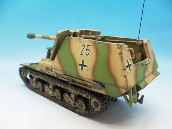 King & Country WW1 German Forces The Marder I Tank WSS317 130 (3)