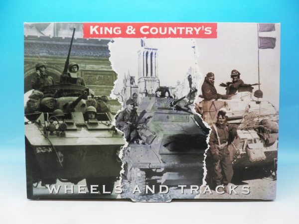 King and Country Battle of the Bulge 222 Armoured Car BBG054 130 (1)