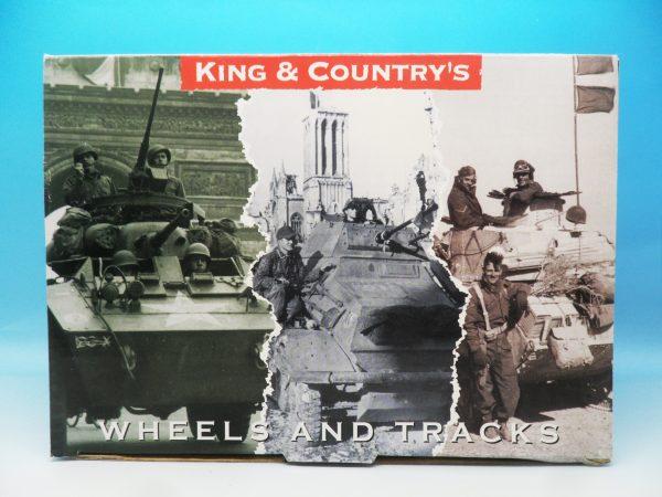 King and Country WW2 German Forces Schutzenpanzerwagen WSS121130 (7)