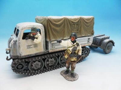 King and country - Battle of the Bulge Toy Soldiers