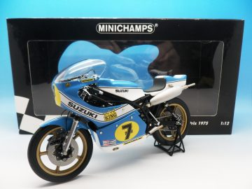 MINICHAMPS SUZUKI XR14 BARRY SHEENE GP 1975 1_12